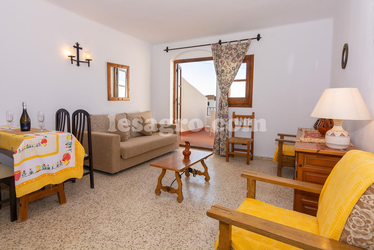 one bedroomed unit in el capistrano village