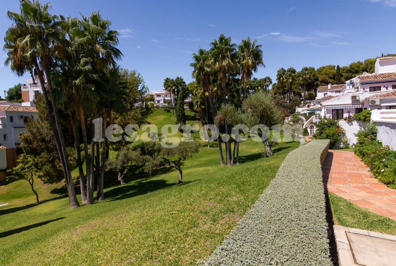one bedroomed garden unit in Oasis de Capistrano
