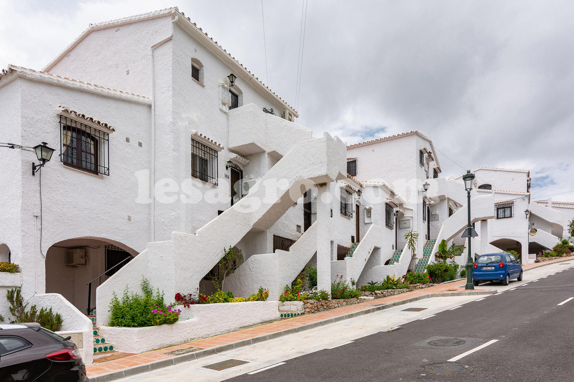 Capistrano Pueblo -For Sale Nerja